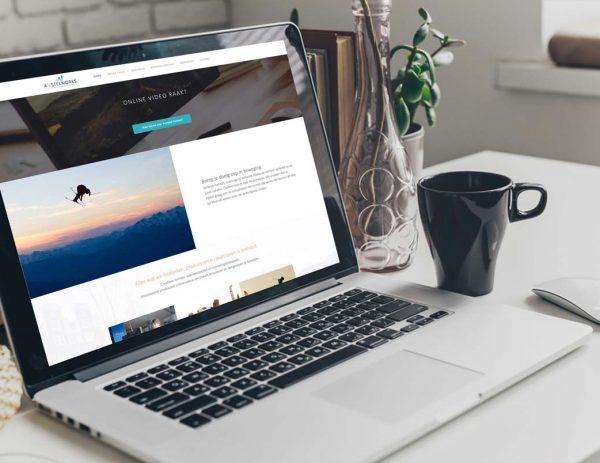 Amstelworks heeft haar website laten maken door Wedefy