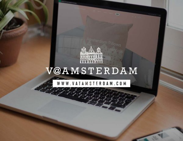 V at Amsterdam heeft haar webshopen laten maken door wedefy